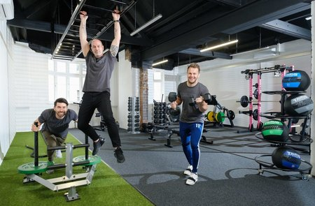 New gym brings fitness boost to Fruit Market community