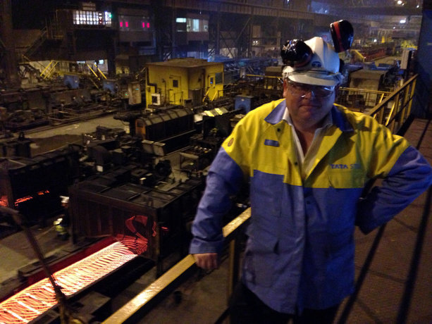 Chamber welcomes deal to save Scunthorpe's British Steel plant
