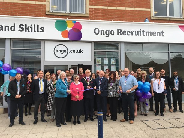 Hundreds benefit from Ongo and North Lindsey College partnership