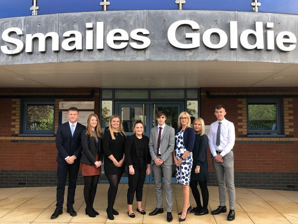 Hull accountants welcome eight new recruits