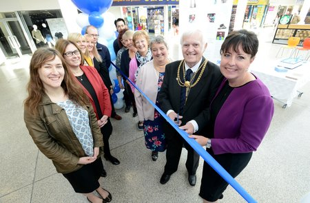 Freshney Place launches exhibition to celebrate 50 years of retail
