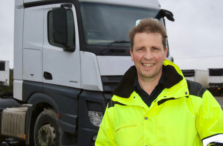Experienced driver joins the new band of DVSA approved assessors