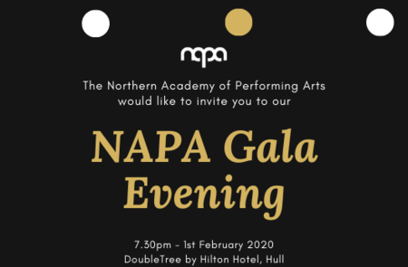 Support for our gala evening