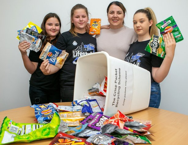 Global Girls target plastics pollution to support charities