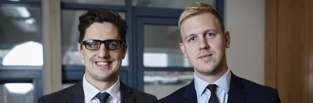 Two partners at Hull accountancy firm named amongst profession's top under-35s