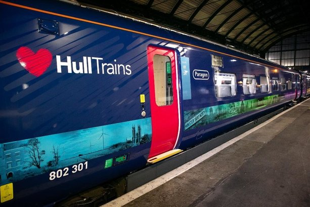 DoubleTree by Hilton Hull partner with Hull Trains in a bid to attract major events