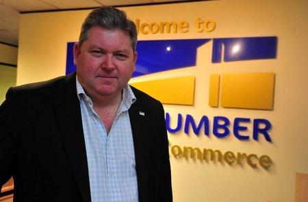 Politics in way of business on Humber Devolution and economic development