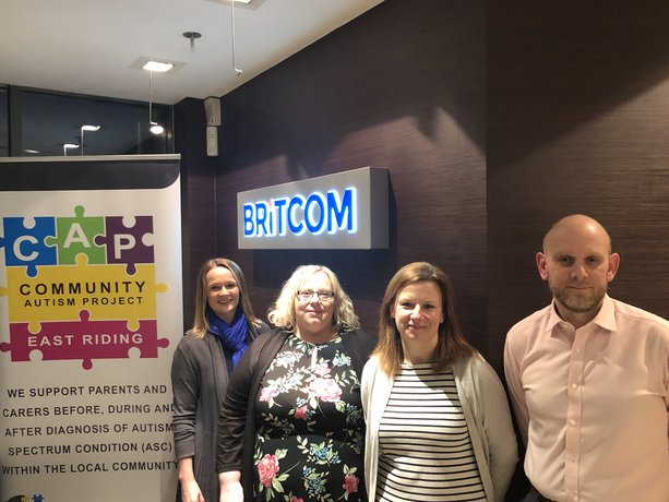 Britcom launch local charity of the year initiative