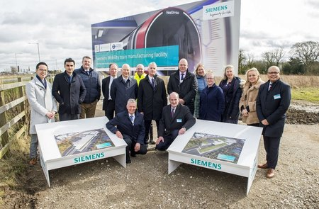 Siemens Mobility Limited has announced the first trainee roles for its new facility in Goole