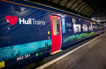 Hull Trains temporarily suspends rail services due to Coronavirus