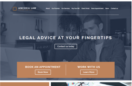 Commercial Property firm, Ancora Law, launches new website