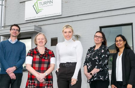 Turpin marks tenth anniversary with rebrand and expansion