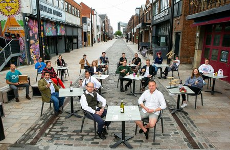 Fruit Market welcoming back diners and drinkers for safe and enjoyable socialising