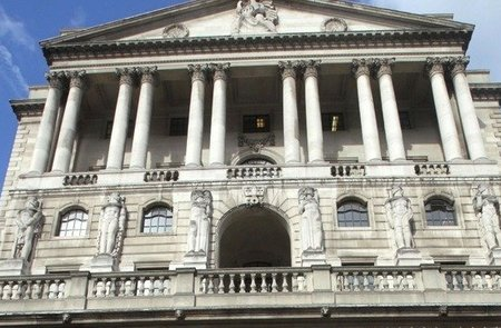 Economic downturn not as severe as originally feared, says Bank of England