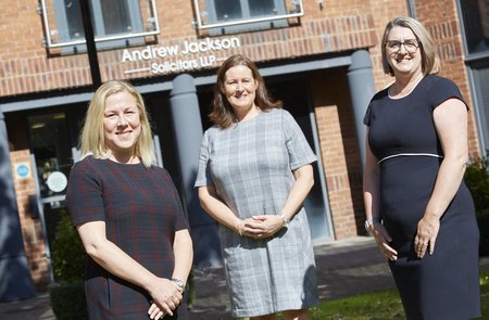 Trio of new appointments for Andrew Jackson's private client team