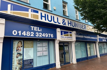 Hull & Humber Chamber reopens offices after Covid-19 lockdown