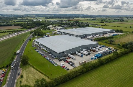 Rare opportunity as 'highest quality' business facility placed on market to let - 'ready-made' for horticulture and food sectors