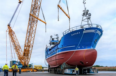 Myton Law acts for Parkol Marine in multi-million pound  boat building contracts