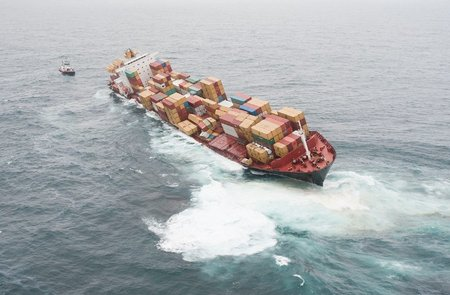 Verification of the Gross Mass of Packed Containers by Sea - ADVANCE NOTICE