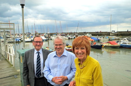 Chamber hears about calmer waters for Bridlington Marina scheme