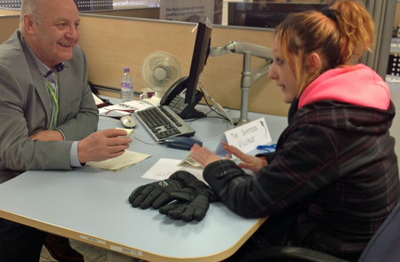 Jobcentre Plus and Chamber help young unemployed sharpen skills