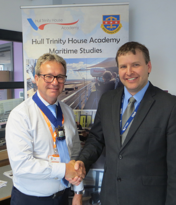 Trinity House Academy aims to turn the tide on maritime skills shortage on Humber