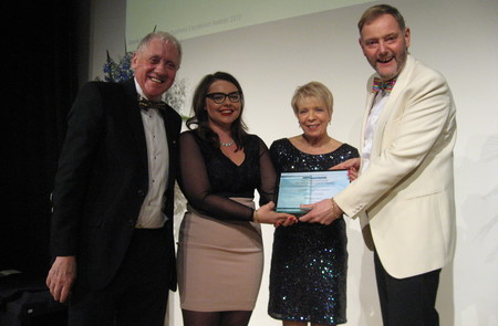 Property developers scoop Lifetime Achievement Award at Goole & Howdenshire Business Awards
