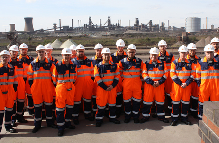 British Steel bolsters workforce with 18 new trainees