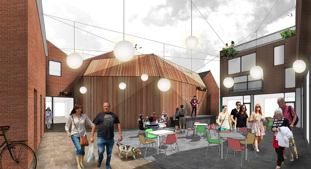 Plans revealed for £3.5m Fruit redevelopment as part of creative industries hub