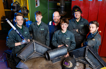 HETA experience paves the way into jobs for young apprentices