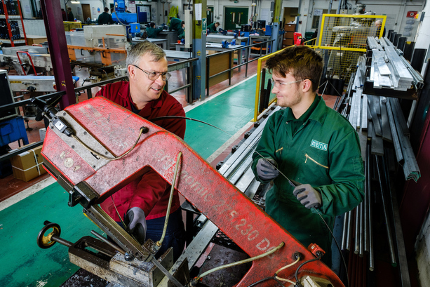 Largest number of apprentices lead way in new training standard