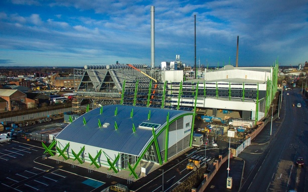 Milestone for £200m Energy Works power plant as research academy completed