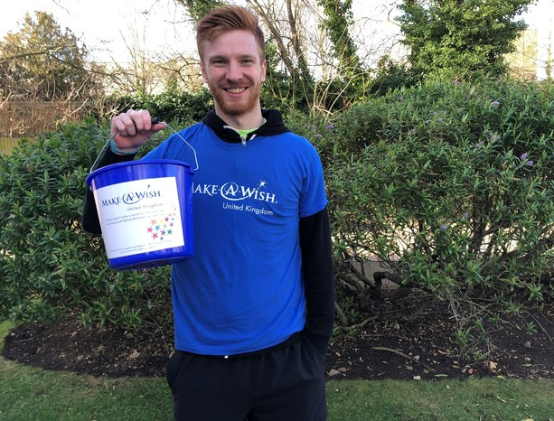 Charlie set for cross-Channel charity run to enrich children's lives