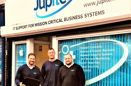 Jupiter IT to expand team and services with office move