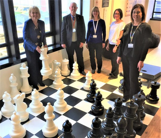 Centres work together to help businesses make the right moves