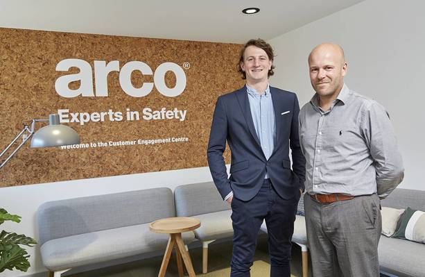 Arco unveiled as first major tenant with 190 jobs at WORX