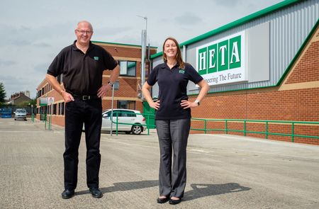 HETA completes move into £4.5 million Advanced Engineering Training Centre