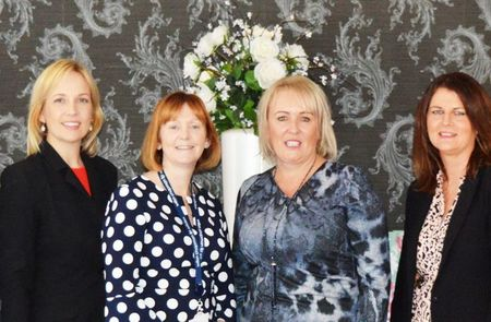 Inspiring speaker for ladies' annual lunch