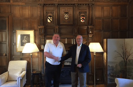 Chamber and Brasenose College Oxford to work together in Caribbean