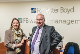 Forrester Boyd delighted to welcome Marketing Manager