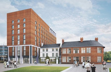 Plans put forward for new hotel with sky bar and restoration of historic pub