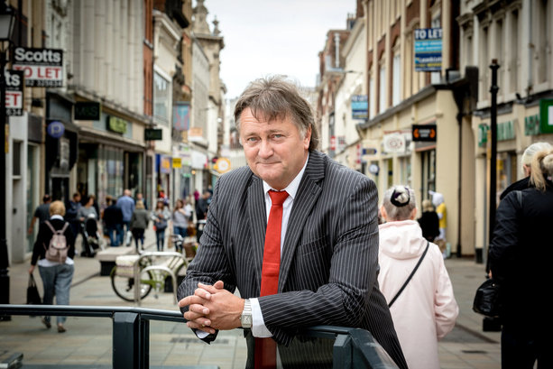 Business rates expert urges rethink to drive regeneration