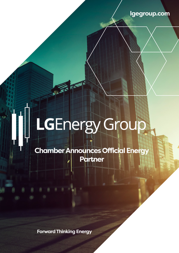 Chamber Announces Official Energy Partner