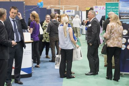 Chamber Expo 2019 - Wednesday 5th June 12 noon-5pm & Thursday 6th June  9am-4pm at the New Bonus Arena!