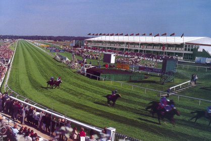 St Leger Festival 2019 Ladies' Day