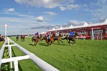 St Leger Festival 2018 Ladies' Day