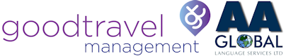 Good Travel AA Global logo